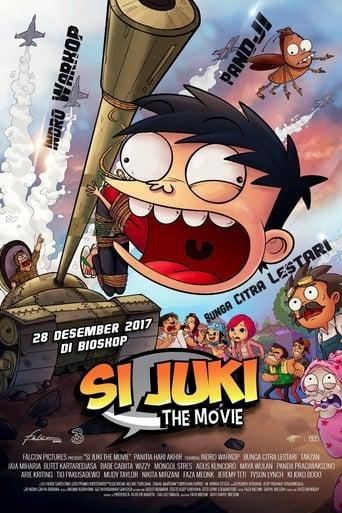 Poster of Si Juki The Movie: Panitia Hari Akhir