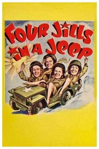 Poster of Four Jills in a Jeep