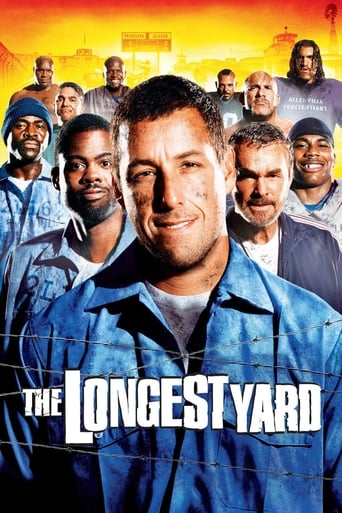 Poster of The Longest Yard