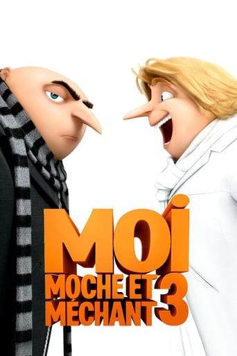 Poster of Moi, Moche et Méchant 3