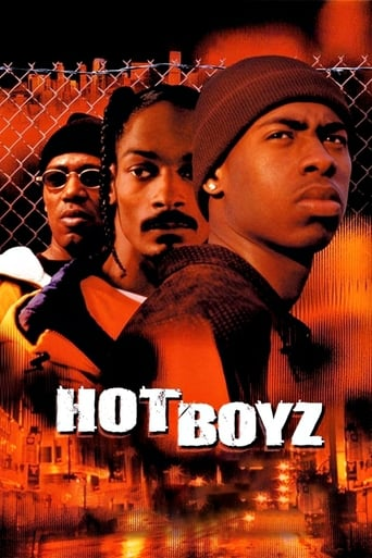 Poster of Hot Boyz