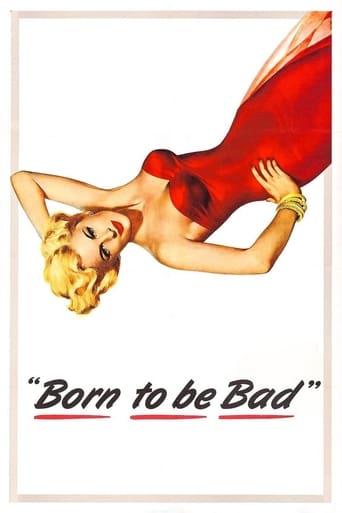 Poster of Born to Be Bad