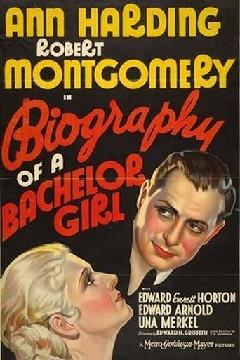 Poster of Biography of a Bachelor Girl