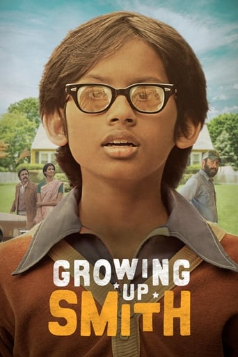 Poster of Growing Up Smith