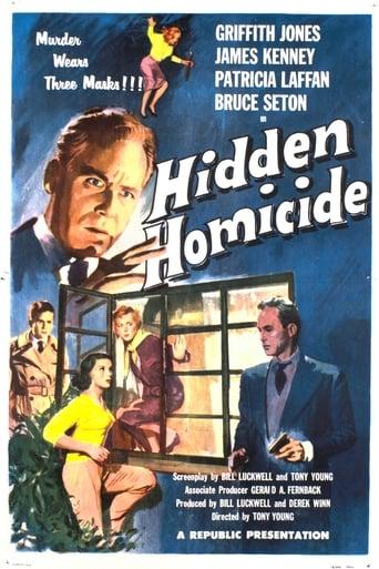 Poster of Hidden Homicide
