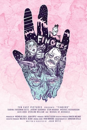 Poster Fingers