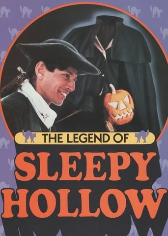 Poster of The Legend of Sleepy Hollow