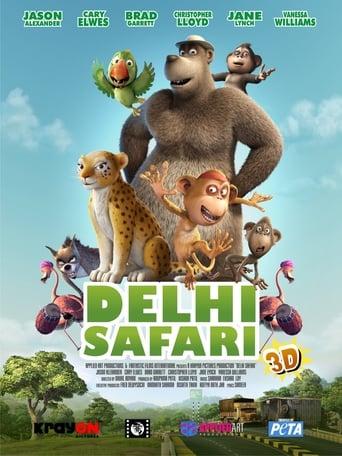 'Delhi Safari (2012)