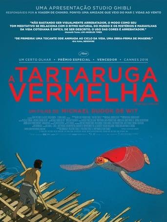 A Tartaruga Vermelha - Poster