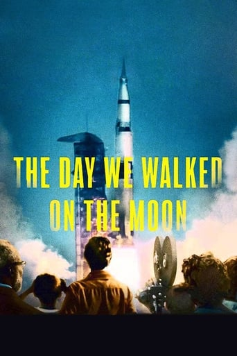 Poster of The Day We Walked On The Moon