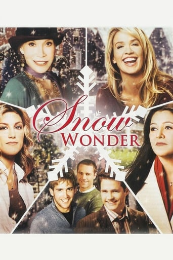 Poster of Snow Wonder
