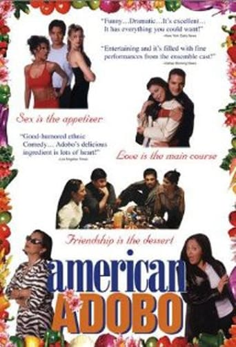 Poster of American Adobo