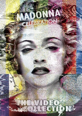 Poster of Madonna: Celebration - The Video Collection