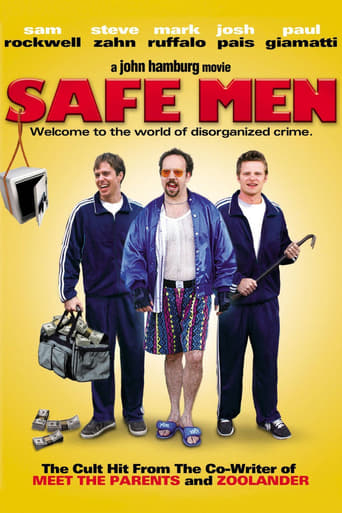 Watch Safe Men Online Free Putlocker