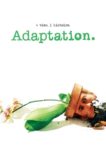 Poster of Adaptation.
