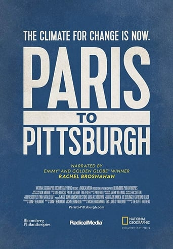 Poster of Paris to Pittsburgh