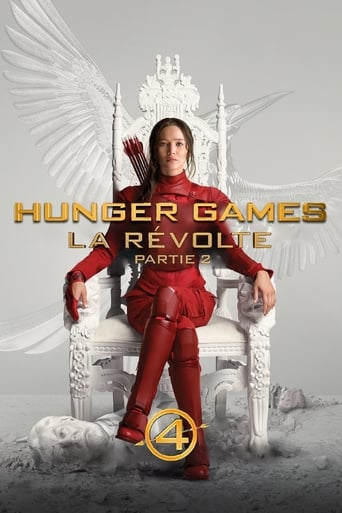 Hunger Games: La Révolte, partie 2