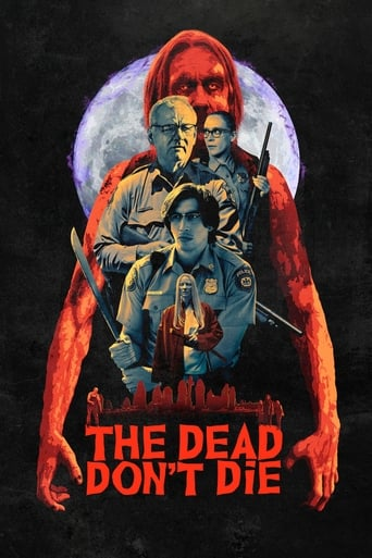 Poster of The Dead Don't Die