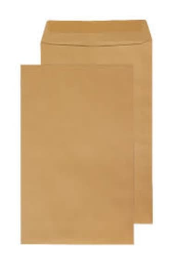 Εξώφυλλο του Manilla Envelopes