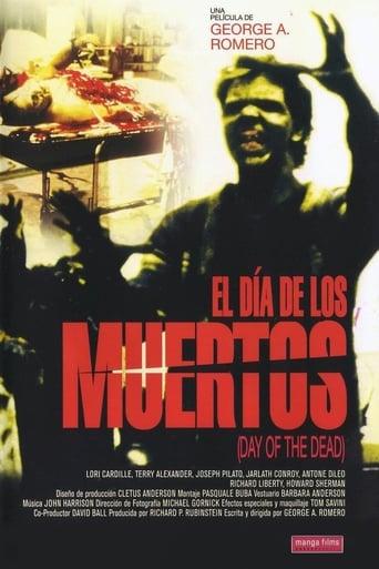 Poster of El día de los muertos
