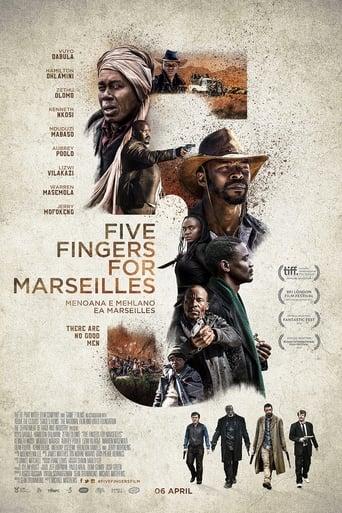 Cinco Dedos por Marselha