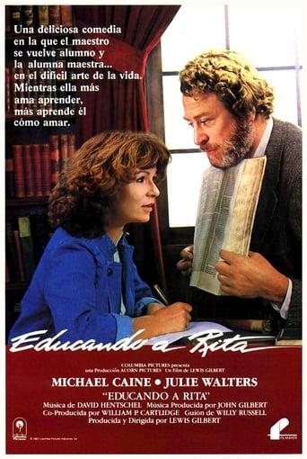 Poster of Educando a Rita