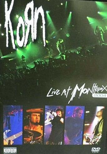 Poster of Korn - Live at Montreux 2004