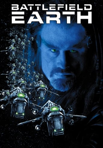 Poster of Battlefield Earth