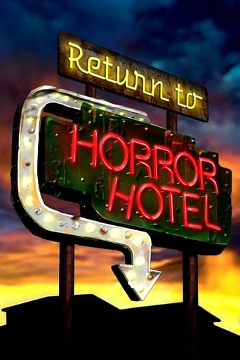 Return to Horror Hotel Poster