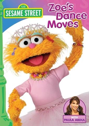 Poster of Sesame Street: Zoe's Dance Moves