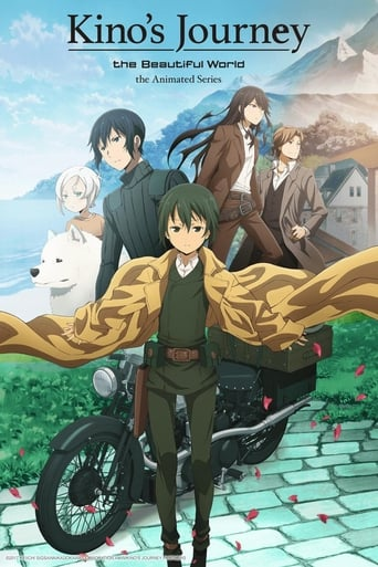 Poster of Kino's Journey: The Beautiful World - The Animated Series