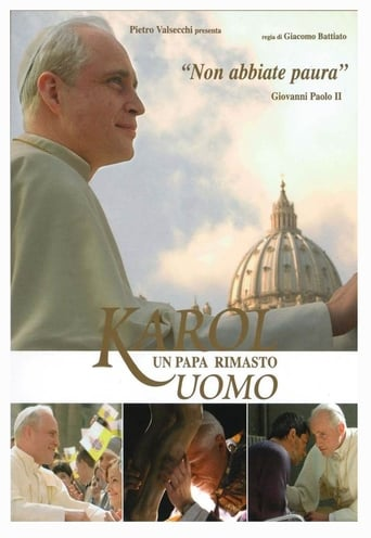 Poster of Karol: The Pope, The Man