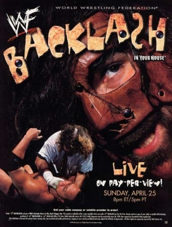 Watch WWE Backlash: In Your House full movie online 1337x