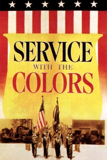 Poster of Service with the Colors