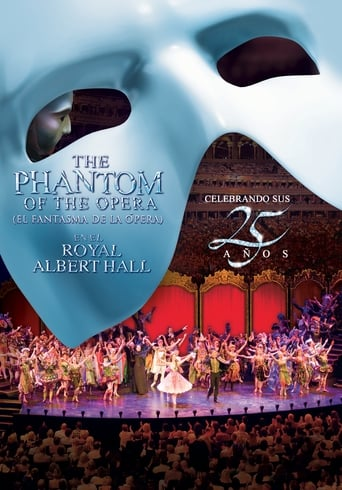Poster of El fantasma de la ópera en el Royal Albert Hall