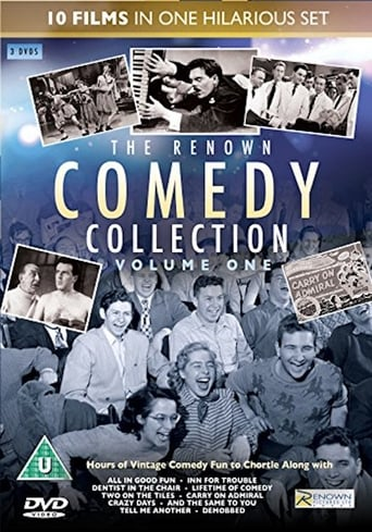 Poster of Lifetime of Comedy