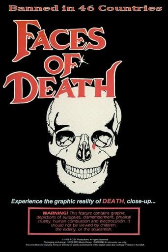 Faces of Death - Gesichter des Todes