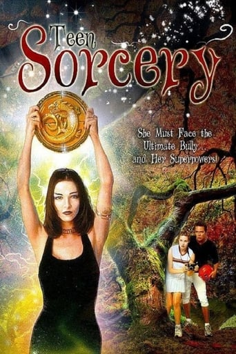 Poster of Teen Sorcery