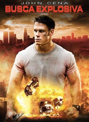 Busca Explosiva - Poster