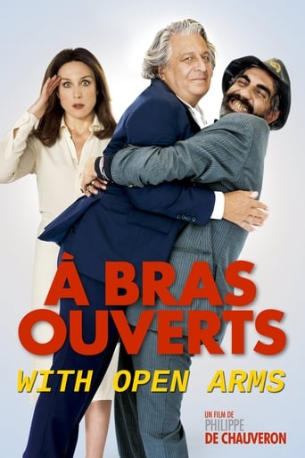 Poster of With Open Arms