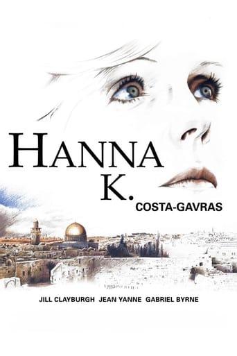 Poster of Hanna K.