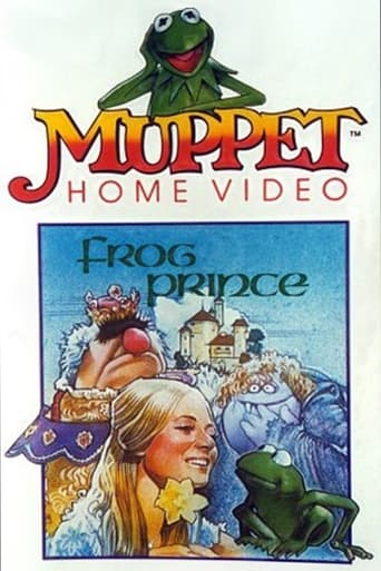 Poster of Tales from Muppetland: The Frog Prince