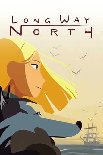 Watch Long Way North 2015 full online free