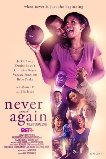 Never and Again Poster