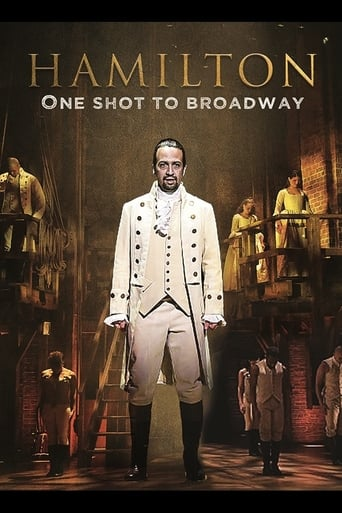 Poster of Hamilton, One Shot to Broadway