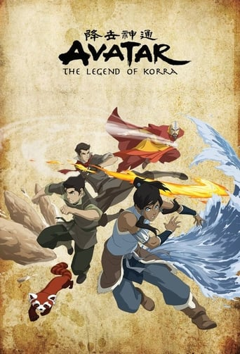 Poster The Legend of Korra