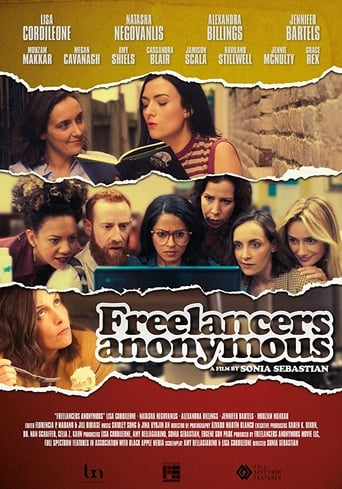 Poster of Freelancers Anonymous