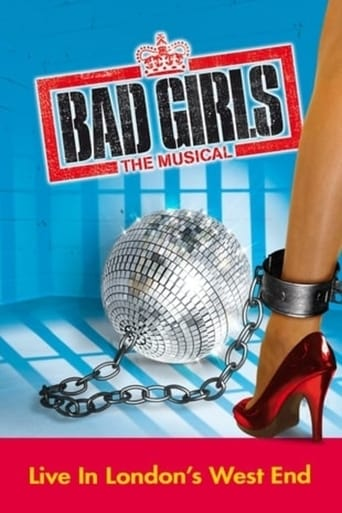 Poster of Bad Girls: The Musical