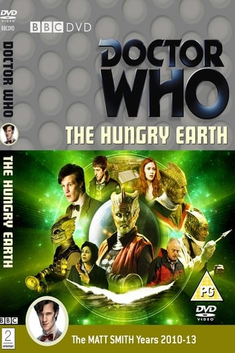 Poster of Doctor Who: The Hungry Earth