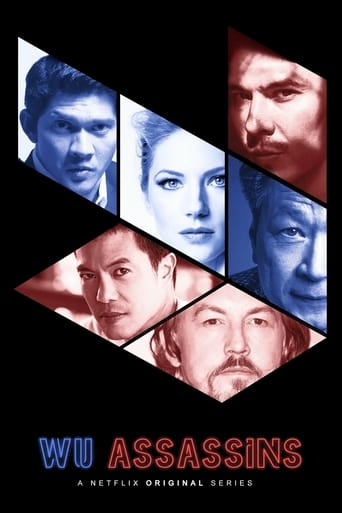 Poster of Wu Assassins